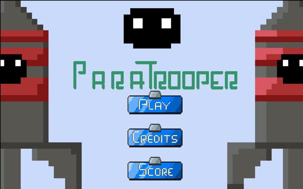 4 Preguntas para los desarrolladores de ParaTrooper