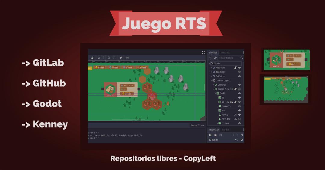 Repositorios libres – Juego RTS