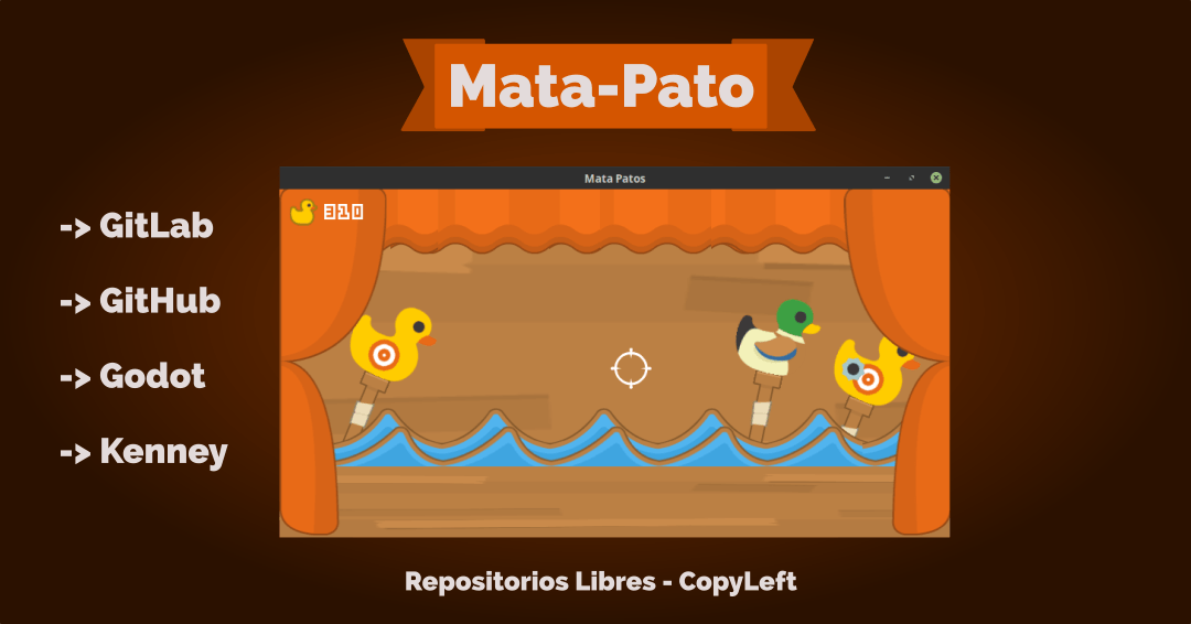 Repositorios Libres – Mata Patos