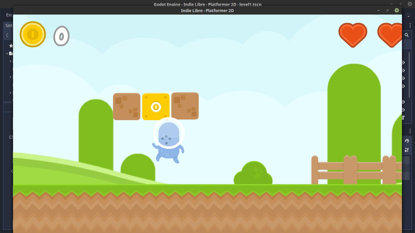Platformer 2D's icon
