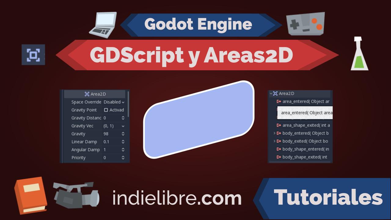 Alternativa a las señales en las Area2D – Godot Engine